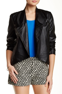 Jack By Bb Dakota - Marlee Faux Leather Jacket