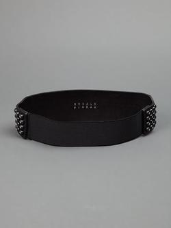 Ronald Pineau   - Studded Belt