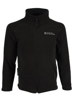 Mountain Warehouse  - Raso Kids Fleece Jacket Top
