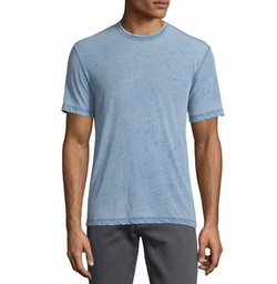 John Varvatos Star USA  - Burnout Short-Sleeve Crewneck T-Shirt