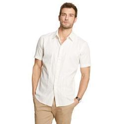 Van Heusen  - Morocco Pinstripe Casual Button-Down Shirt