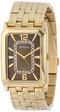 Armitron - Brown Dial Dress Watch