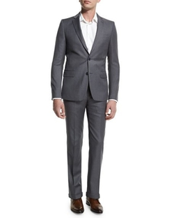 Versace  - Pinstripe Two-Piece Suit