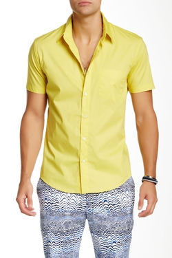 Mr Turk - Slim Jim Short Sleeve Shirt