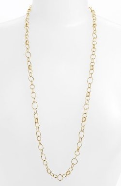 Ippolita  - Gold Long Link Necklace