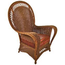 Barbarella Home - Stylish Wicker Lounge Chair