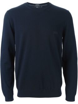Boss Hugo Boss   - Crew Neck Sweater