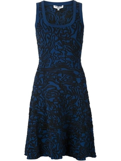 Opening Ceremony - Sleeveless Jacquard Dress