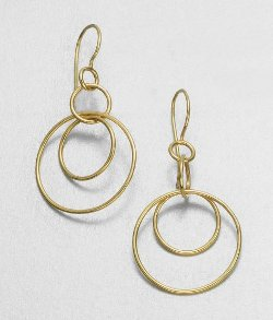 Ippolita - Glamazon Sculptural Drop Earrings