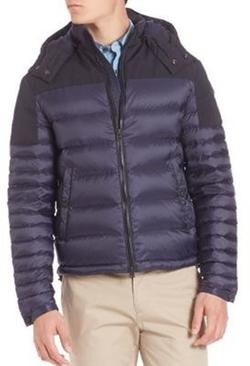 Burberry - Farrier Lightweight Mulberry Silk Jacket