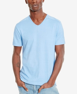 Kenneth Cole Reaction - Salvador V-Neck T-Shirt
