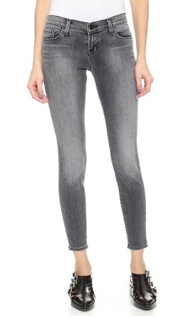 J Brand - 9227 Low Rise Ankle Skinny Jeans