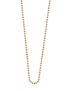 Jet Set Candy  - Ball Chain Necklace