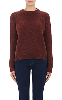 Barneys New York  - Chunky Knit Sweater