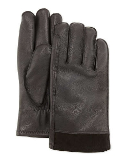 UGG Australia - Gibson Leather Gloves