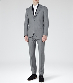 Reiss - Eddie Peak Lapel Suit