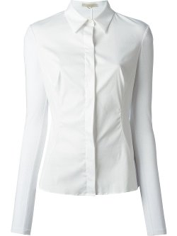Mantu  - Concealed Button Fastening Shirt