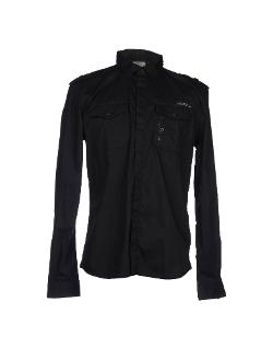 Diesel - Military Style Shirt