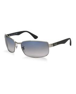 Ray-Ban - Rectangle Polarized Sunglasses