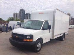 Chevrolet - 2014 Cube Van 4500