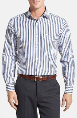 Façonnable  - Club Fit Stripe Sport Shirt