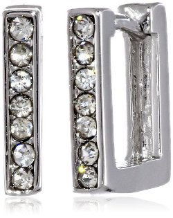 Vince Camuto  - Square Hinge Hoop Earrings