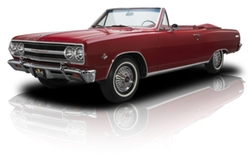 Chevrolet - 1965 Chevelle Convertible