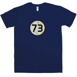 Refugeek Tees - Distressed 73 T-Shirt