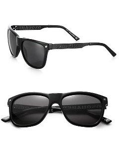 Dsquared  - Cutout Wayfarer Sunglasses