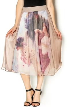 Aratta - Silk Midi Skirt