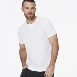 James Perse - Short Sleeve Crew Neck T-Shirt