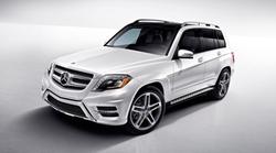 Mercedes-Benz - GLK350 SUV