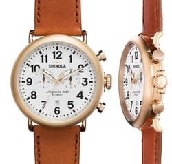 Shinola - Runwell Chrono Watch