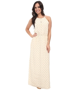 Lucky Brand  - Geo Printed Maxi Dress