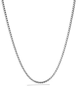 David Yurman  - Cobra Narrow Chain Necklace