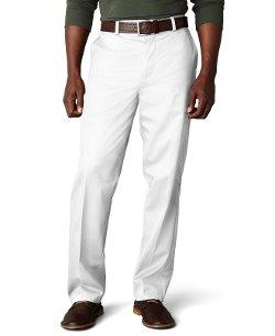 Dockers Pants - Classic Fit Signature Khaki Flat Front