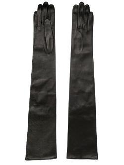 Mario Portolano - Long Nappa Leather Gloves