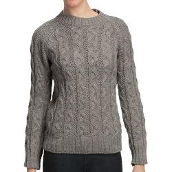 Peregrine by J.G. Glover - Merino Wool Sweater
