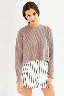 Kimchi Blue  - Hayden Cropped Sweater