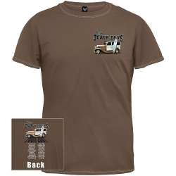Old Glory - Beach Boys Woody Logo T-Shirt
