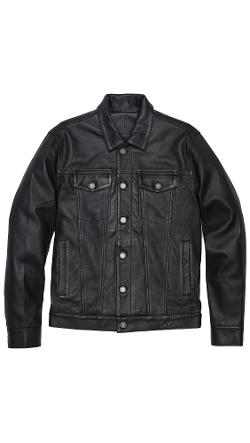 Marc Jacobs  - Lambskin Leather Jacket