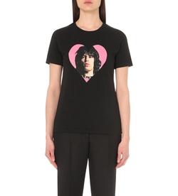 Undercover - Mick Jagger Print T-Shirt