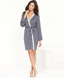 Alfani - Essentials Knit Robe
