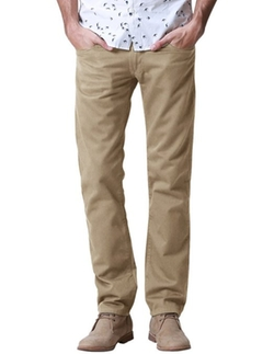 Match - Slim Fit Casual Pants