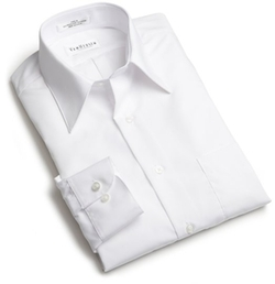 Van Heusen  - Poplin Long Sleeve Shirt