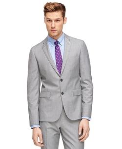 Brooks Brothers - Sharkskin Suit Jacket