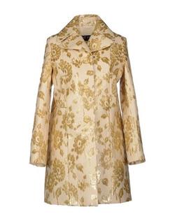 Rochas - Floral Print Coat