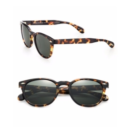 Oliver Peoples - Sheldrake Plus Wayfarer Sunglasses