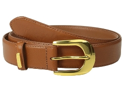 Lauren by Ralph Lauren - Classics Embossed Strap Belt