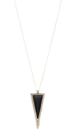 House of Harlow 1960 - Delta Pendant Necklace